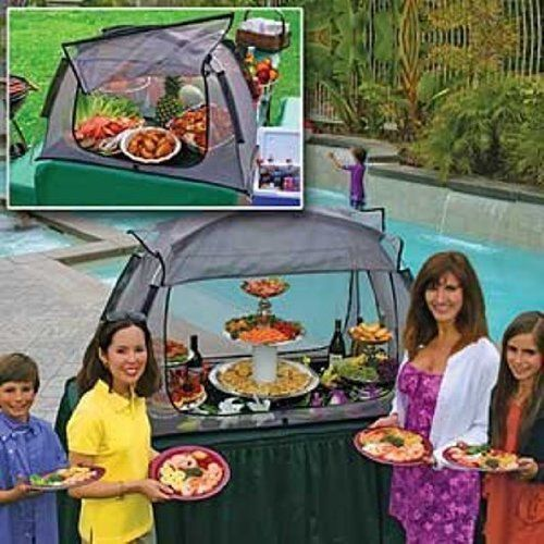 Amazon Com Dura Tent Ft 200 Outdoor Table Top Food