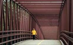 Higgins Road bike bridge construction starts Monday- July 2013