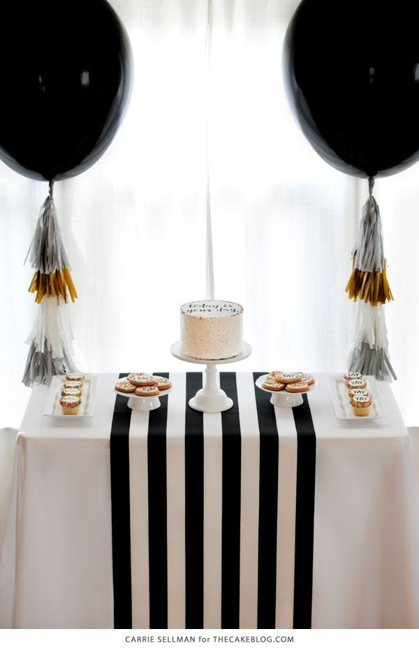 Best 25 Party Table Decorations Ideas On Pinterest
