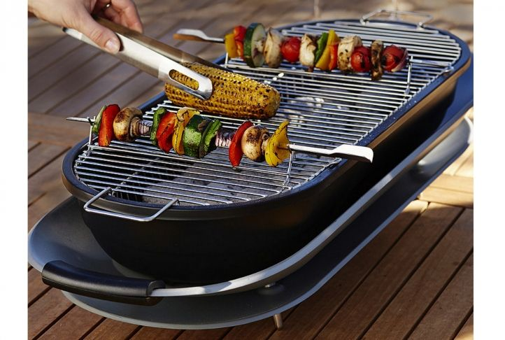 Well Done, Social Table Top BBQ Grill | Absolute Home