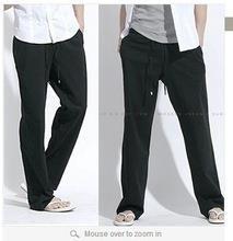 Мужские льняные брюки оптом