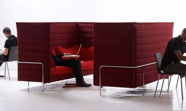 Vitra Alcove Highback Sofa - Martin Cuypers BV
