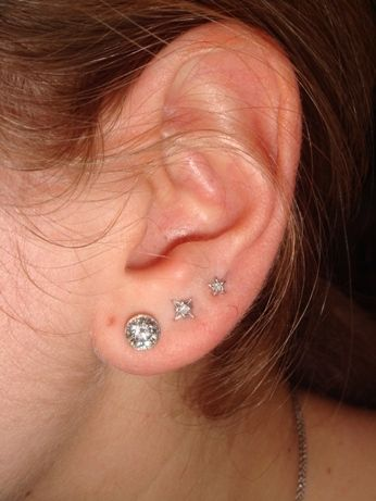 i want my triple lobe on my right year and double lobe on my left ear :)
