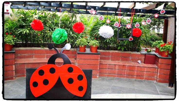 Bug Theme Photo booth
