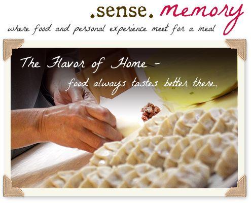 Honestcooking.it - Sense Memory: Il sapore di casa