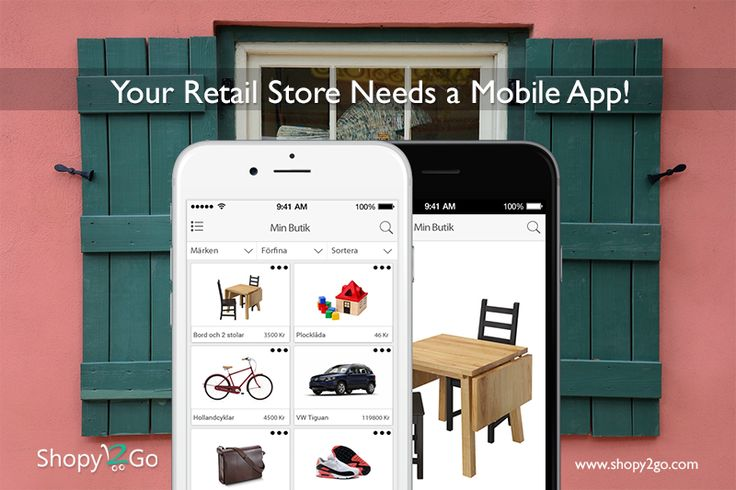 If you own a small #retail #shop, and you don't have an #app yet, we've got one question for you; What the bloody hell are you waiting for?!  Order your own app, visit : www.shopy2go.com