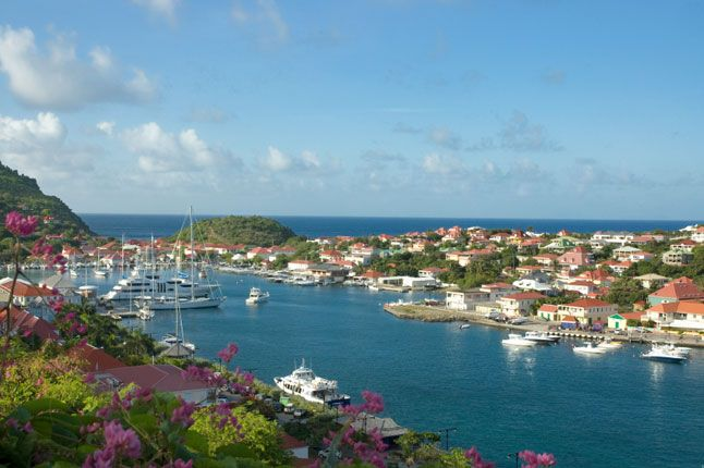 Guide to St Barts - read on .....