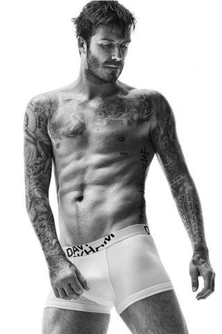 David Beckham pour H&M : Une nouvelle campagne pour vos yeux! | Clin d'oeil