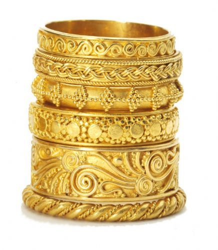 1000 ideas about indian gold bangles on pinterest gold for Carolyn tyler jewelry collection
