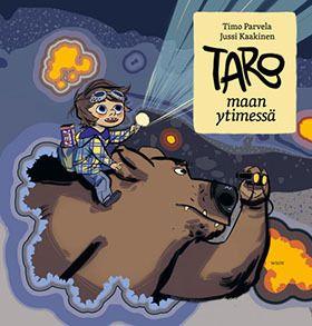 Taro maan ytimessä (iPad)