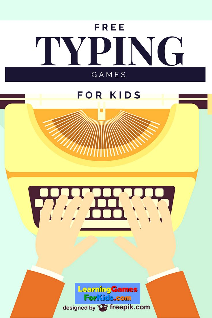 learn typing for kids