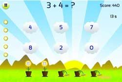 Math practice for kiddos--Kindle Fire