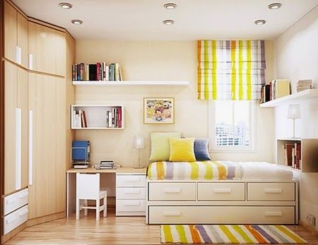 10 Best Unique Small Bedroom Storage Ideas Images On Pinterest