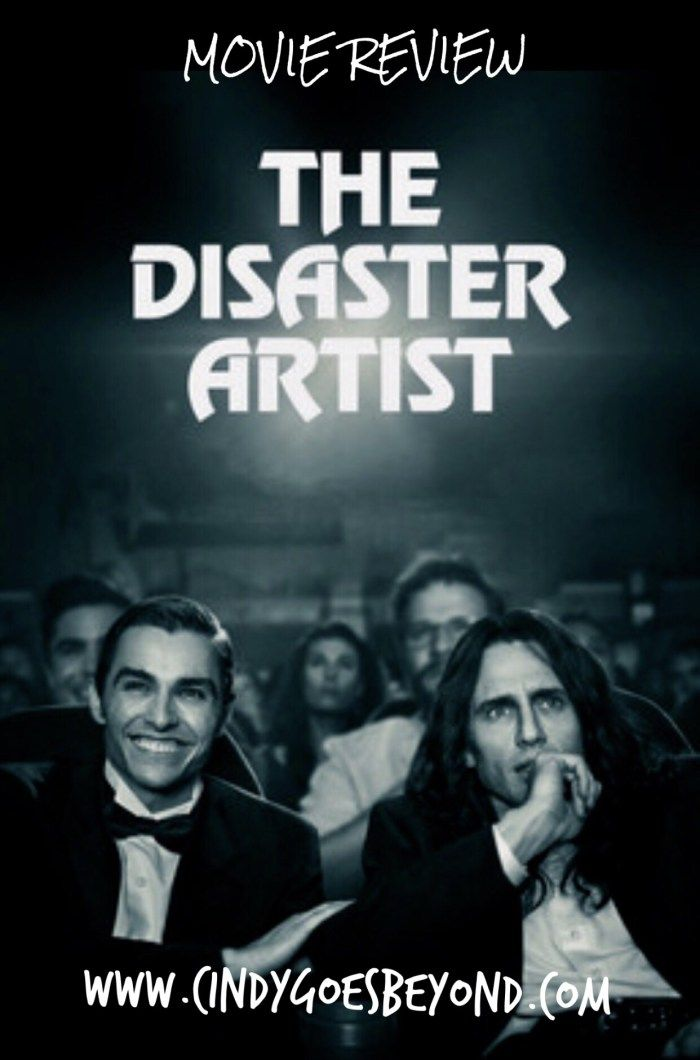 The Disaster Artist Disasters Artist Fictional Characters