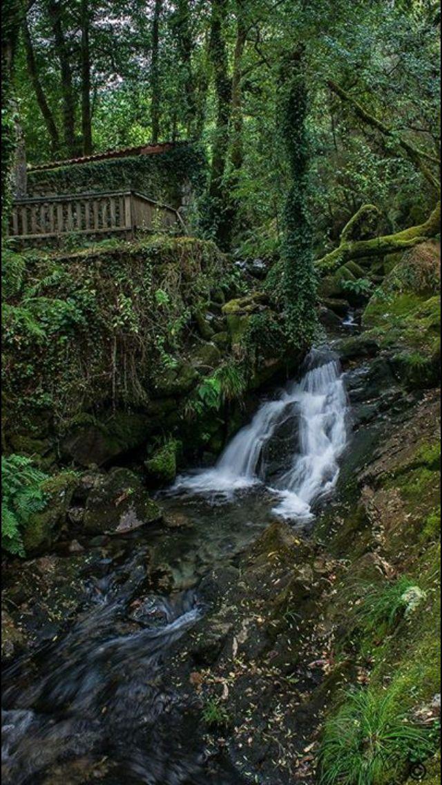 Fervenza de Toxosoutos. Galicia - Hotelgranproa.com