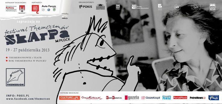 Themersonowie i teatr (2013) - Płocki Ośrodek Kultury i Sztuki