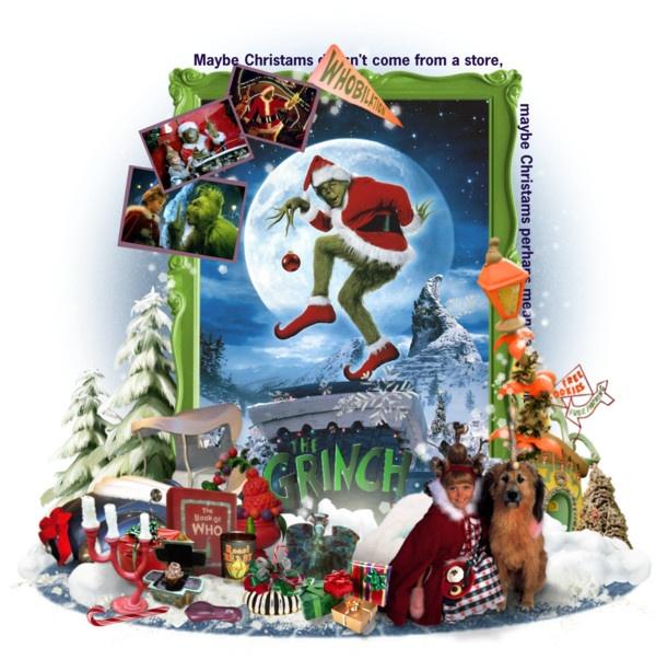 Más de 25 ideas increíbles sobre How grinch stole christmas en ...