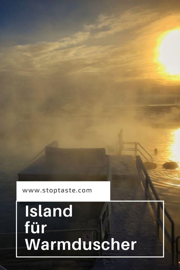 Islands heiße Quellen -Fast überall auf der Insel findest du heiße Quellen und Bäder. Während das Baden weltweit eher der Abkühlung und Erfrischung dient, ist das Baden in einer der heißen Quellen eher Teil des isländischen Lebensgefühls...