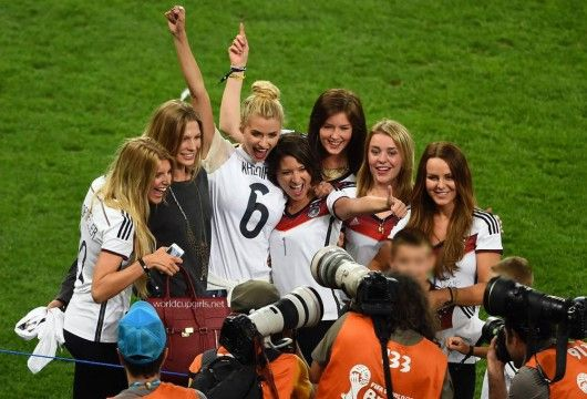 German WAG's know how to celebrate! Enjoy 45 photos of hot German wives and girlfriends of the players after the World Cup final: http://worldcupgirls.net/45-photos-of-hot-german-wags-celebrating/  #WorldCup #WorldCup2014 #WC2014 #sports #football #futbol #soccer #Brazil #Brasil #hot #beautiful #girl #girls #babe #babes #fan #fans #photo #photos #picture #pictures #pics #gallery #Germany #German #GER #WAG #WAGs