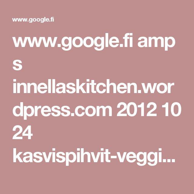 www.google.fi amp s innellaskitchen.wordpress.com 2012 10 24 kasvispihvit-veggie-patties amp