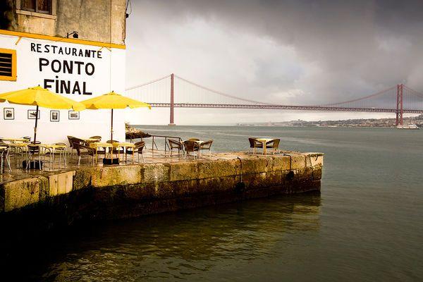 Ponto Final, Lissabon