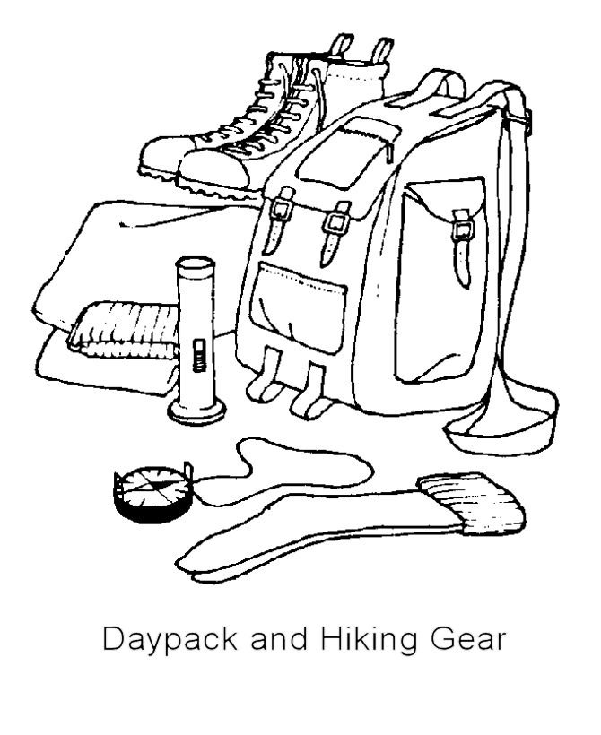 59 Best Hiking Gear Kits Images On Pinterest Backpacking