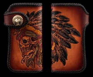 Fashion Genuine Leather Wallet