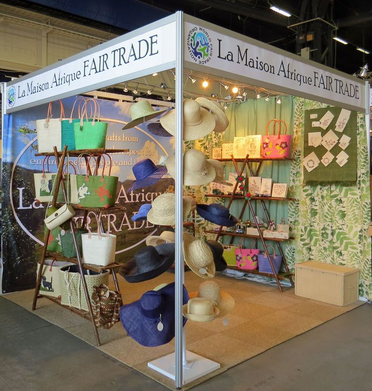 Formex, Stockholm International fairs 13-16 August 2014 La Maison Afrique FAIR TRADE stand B09:48