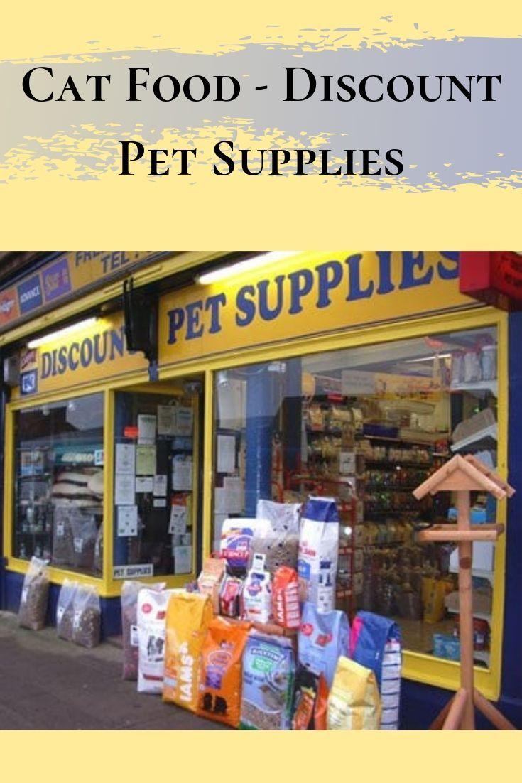 Discount Pet Supplies Discount Pet Supplies Cat Food Diy Cat Food