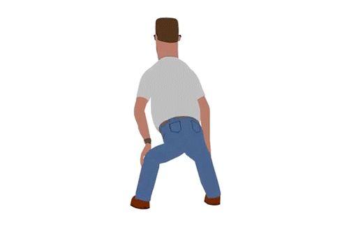 Twerking Hank Hill