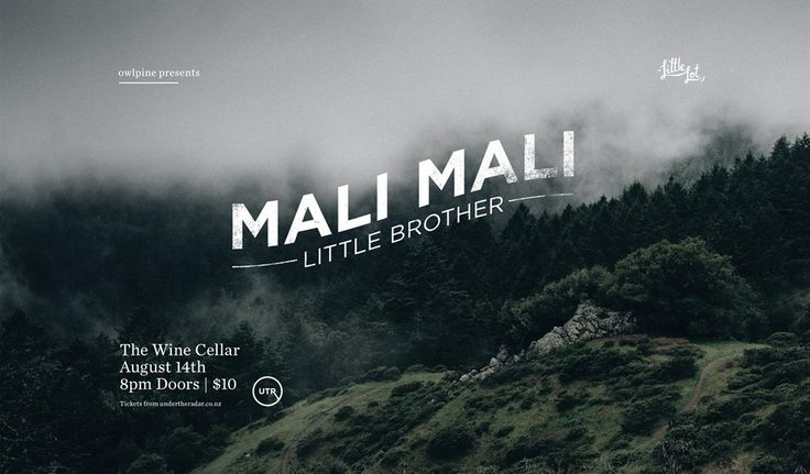 Little Lot | Little Brother | Mali Mali from owlpine