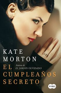 Adivina quien lee: El cumpleaños secreto - Kate Morton