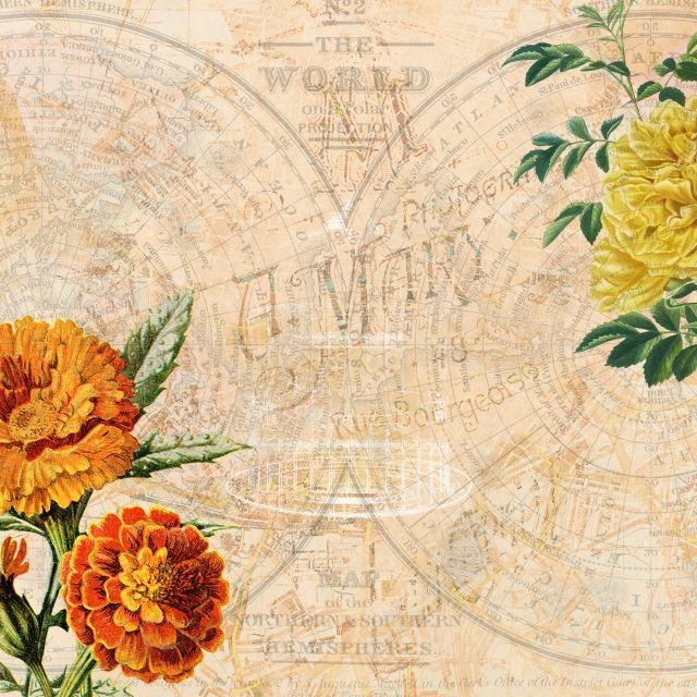 Free Download Antique Images Background Vintage Vintage Style Wallpaper Vintage Floral Wallpapers