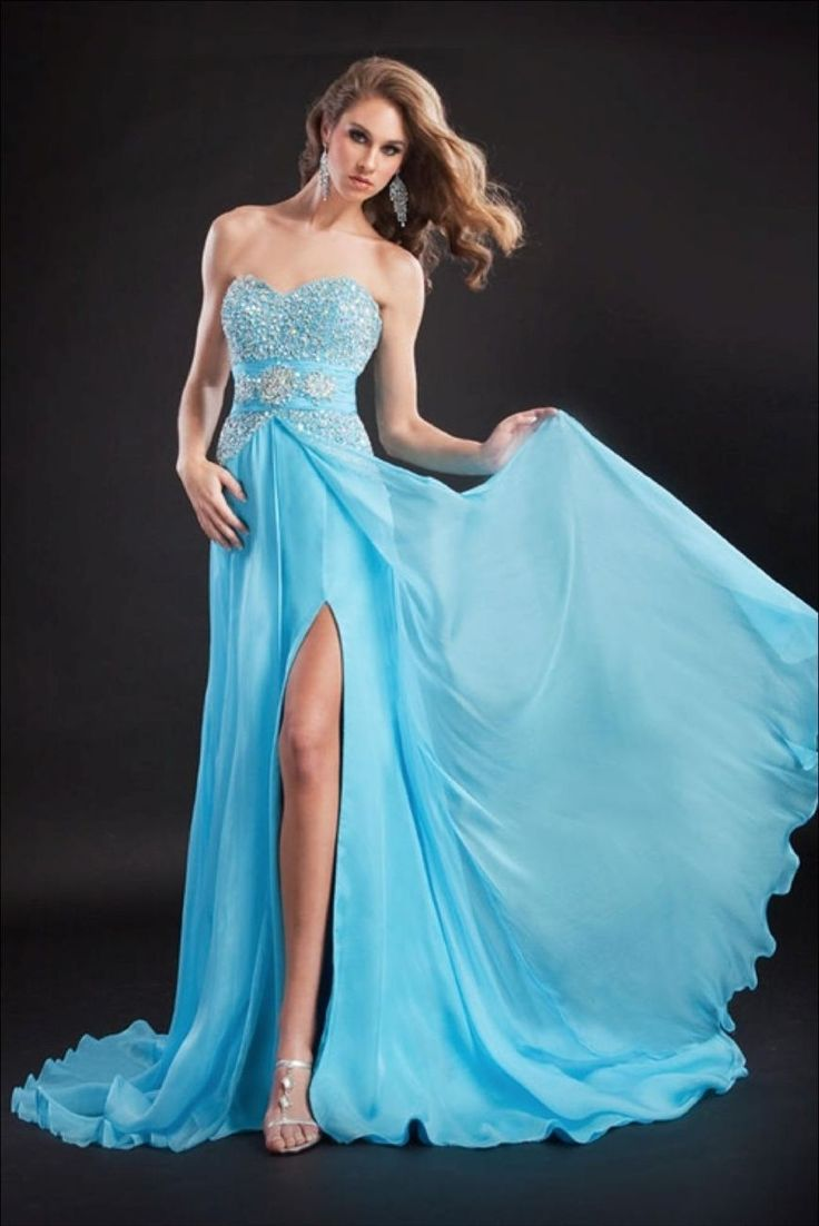 27 best Elegant Gowns & Dresses images on Pinterest | Evening gowns ...