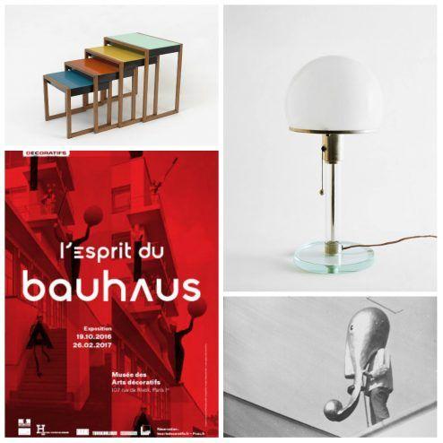 Retour sur l' #exposition dédiée au #Bauhaus par Le #musée des #ArtsDécoratifs  http://www.theartchemists.com/lesprit-bauhaus-musee-arts-decoratifs/