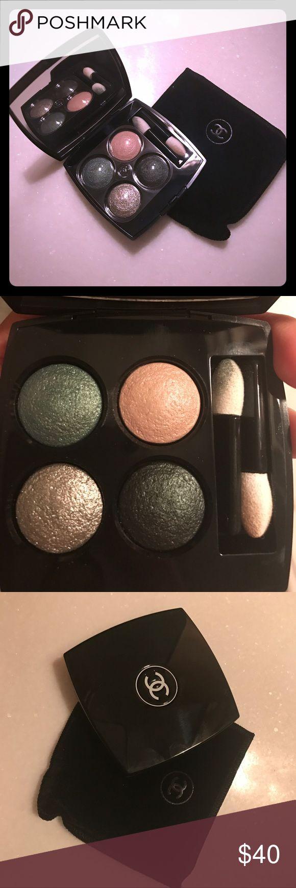 """Chanel eyeshadow set """"Les 4 ombrés"""" Multi effect ombré"""