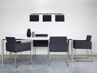 Hanglamp zwart - Plafondlamp - Verlichting - Eettafellamp - GARONNE