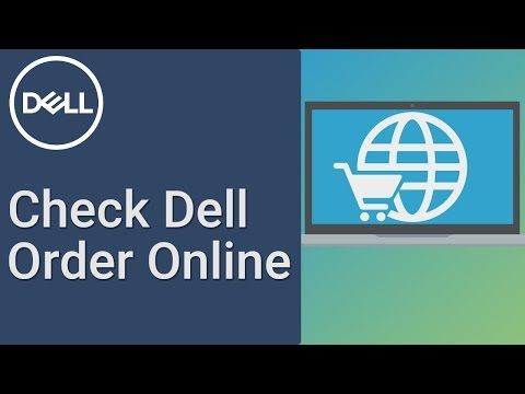 Watch how to check Dell order online. Now it is easier than ever to look up order information through our website. Watch how to use your Order Number to check the order status of your purchase through the Dell Order Details page. Learn more about your confirmation email, estimated delivery date, and other online tools available from Dell Support. Source: Youtube