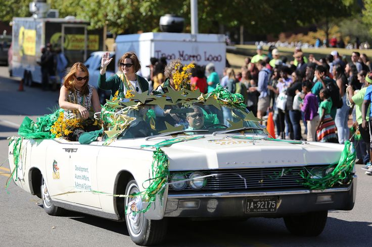 Image result for UAB Homecoming parade 2016