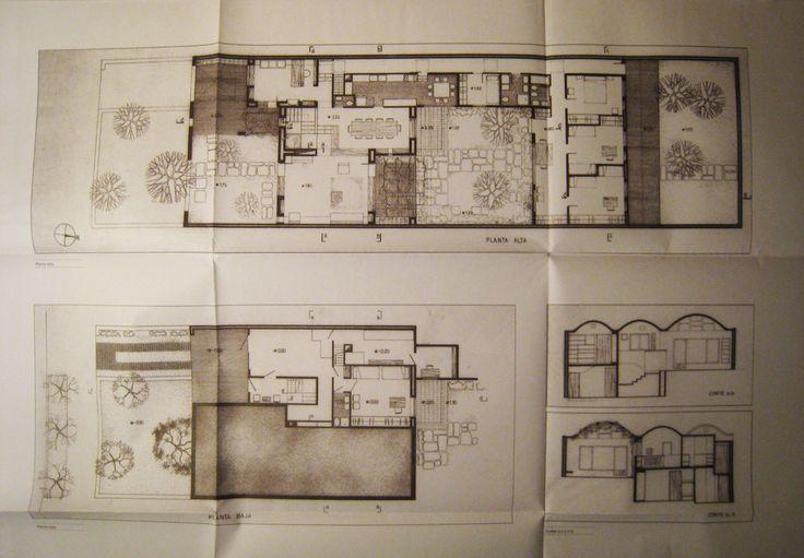 Eladio Dieste | Casa Dieste | Punta Gorda, Montevideo, Uruguay | 1961-1963