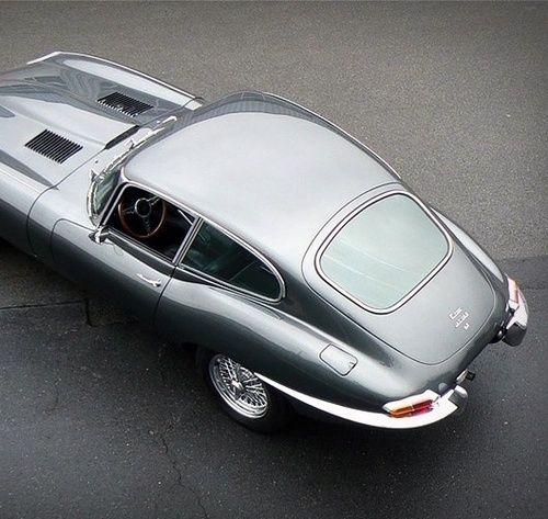 Jaguar E-Type | Coupe