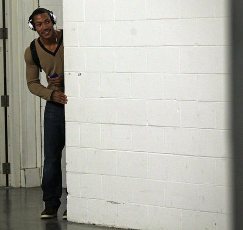 Derrick Rose---Hiding from the media