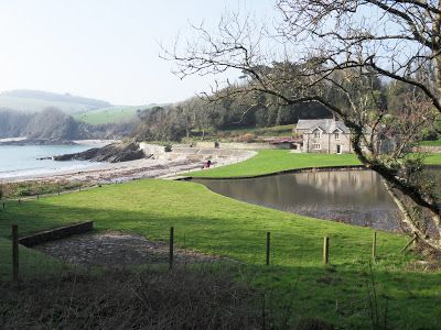 Menabilly Daphne Du Maurier's Manderley In Cornwall #Cornwall #DaphneDuMaurier #Manderley