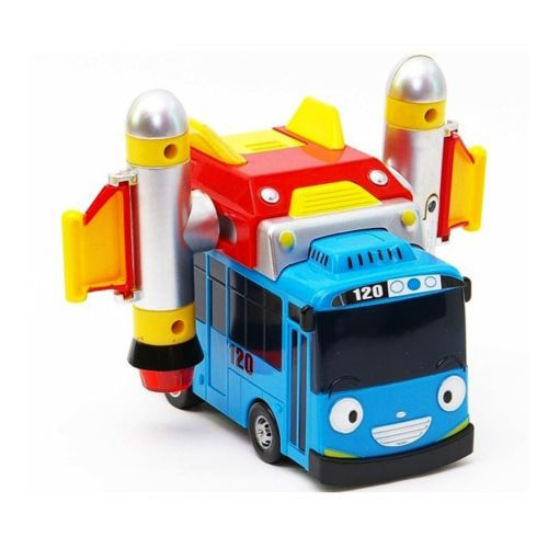 #Tayo #TheLittleBus Korean TV Animation Character #SpaceRocket Play Car #Toy