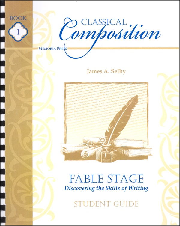 how to write a fable for kids