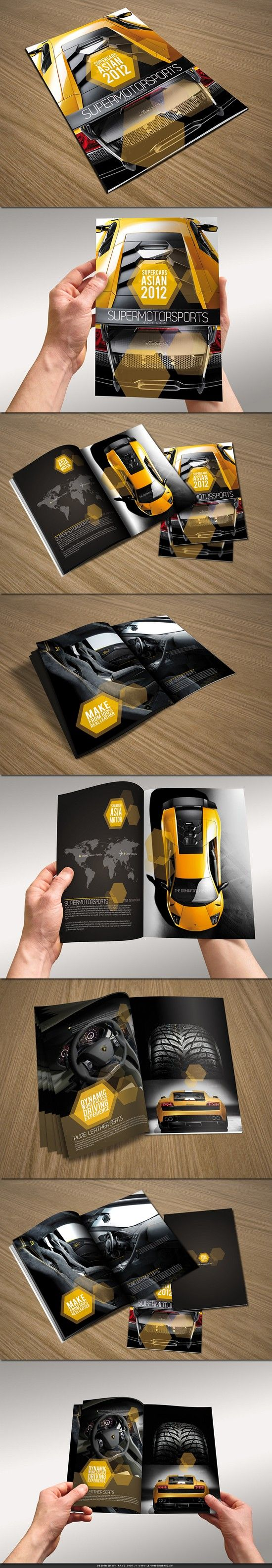 Supercars Asia 2012 | brochure