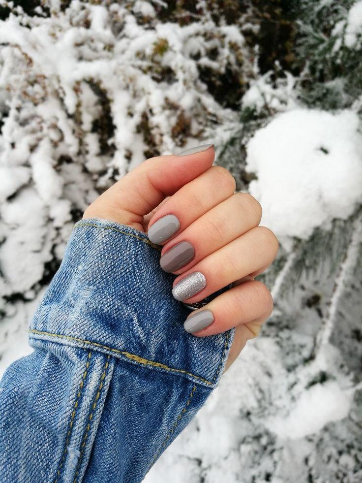 #Semilac 144, 017, 105 #StylishGray #Gray #DiamondRing