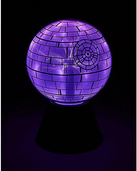 Star Wars Death Star Plasma Ball Spencer S Gotta Love