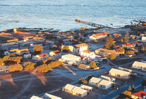 Robben Island  find out more information here https://www.dac.gov.za/roben_island_museum