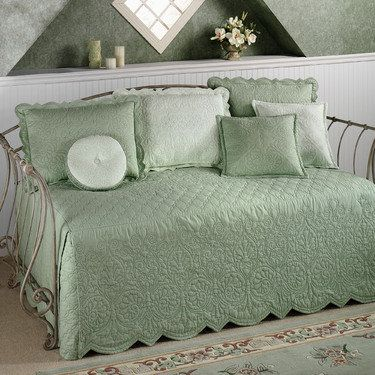 Evermore Celadon 4 Piece Daybed Set Celadondaybed Lovely